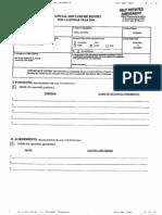 Arthur S Spiegel Financial Disclosure Report for 2006