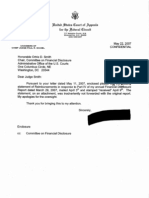 Paul R Michel Financial Disclosure Report for 2006