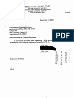 Avern L Cohn Financial Disclosure Report for 2003