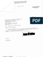 William L Standish Financial Disclosure Report for 2005