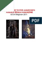 Magick Realm Magazine