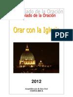 Orar Con La Iglesia 2012