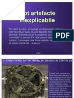 Cele 8 Artefacte Minune Ale Lumii