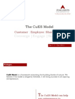Customers, Employees and Shareholders - CuES Model