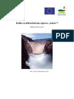 ZA Stav Koliko Su Hidroelektrane Zapravo Zelene 20071221