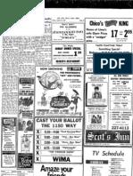 WIMA ballot 1970
