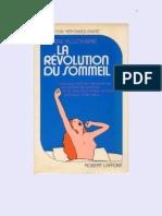 Revolution Du Sommeil