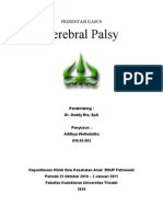 CASE Cerebral Palsy