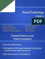 Renal Pathology CASE 1 Final
