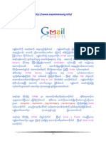 Create G-Mail  acount