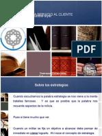 Tema 4 Estrategias Para Servicio Al Cliente y Estrategias Para Mercado (Maestro Ibar)