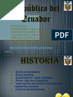 celebracione de ecuador