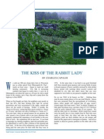 Kiss of the Rabbit Lady for PDF