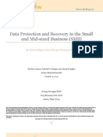 Data Protection and Recovery in Small Mid-Size