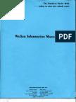 IPW Walker Information Manual