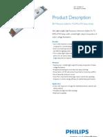 Eb-p Electronic Ballast for Tl-d 346200 Ffs Aen