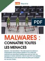 Malwares - Connaitre toutes les menaces
