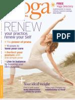 [BW] Yoga Journal (February 2010)