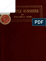 Walter E. Todd--A Little Sunshine (1917)