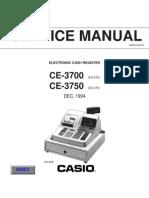 Casio CE3700 SM