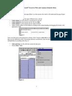 Kinetics Excel