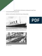 Sejarah Kapal TITANIC