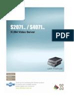 Video Server S2071-4071