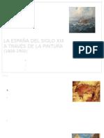 LA ESPAÑA DEL SIGLO XIX Pintores