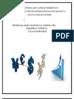 Piata Monetara a RM