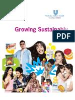 HUL Annual Report 2010 11