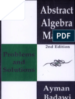 Abstract Alg Solution Manual