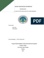 Study Kasus Tentang ICT by Noper Ardi
