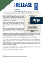6 12 2011 Press Release Anti Corruption