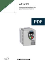 ATV21-Manual Operação - PRELIMINAR-BR-JUL07