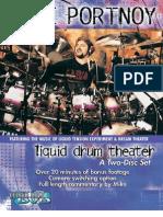 Mike Portnoy - Liquid Drum Theater Transcriptions)