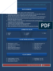 COD4 Match Rules