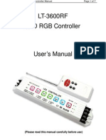 lt-3600rf rgb controller