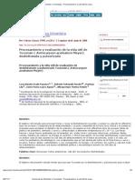 Ciencia de los Alimentos y Tecnología - Procesamiento y la vida útil de evaluación de la deshidratación y pulverizado Tucumán (Astrocaryum aculeatum Meyer)