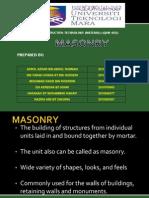 Masonry (1)