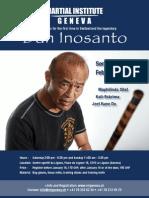 Dan Inosanto 2012