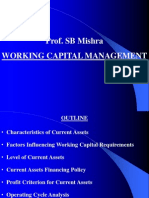 MBA 2009 Working Capital Management 2