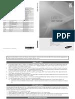 Manuale Samsung Serie 6000