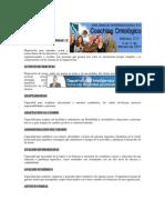 Diccionario de Competencias Expresion Oral