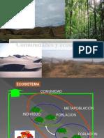 Comunidades Ecosistemas Web