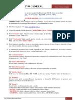 Instructivo General 2003