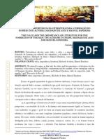 O valor e a importância da literatura_Machado_Bandeira_Ant Candido