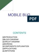 Mobile Bug