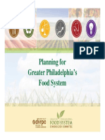 Planning for Food Systems (Greater Phila)
