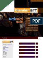 BlenderArt Magazine - 11 - Mechanical