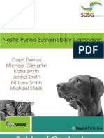 Nestlé Purina Sustainability Campaign